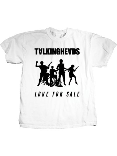"Talking Heads ""Love For Sale"" Short Sleeve Tee"