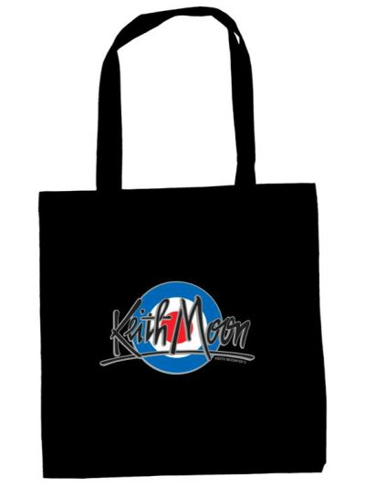 Keith Moon - Mod Logo Tote Bag