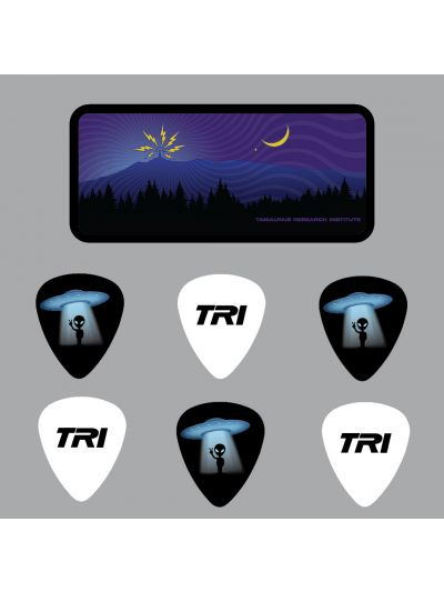 TRI Studios - Guitar Pick Tin