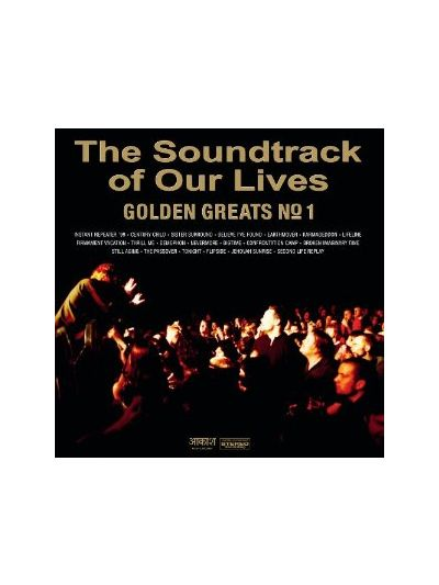 The Soundtrack of Our Lives- Golden Greats No 1 Deluxe CD/DVD