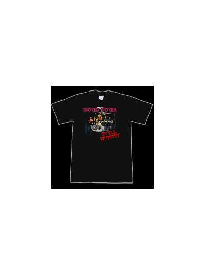 Twisted Sister - Still Hungry T-Shirt