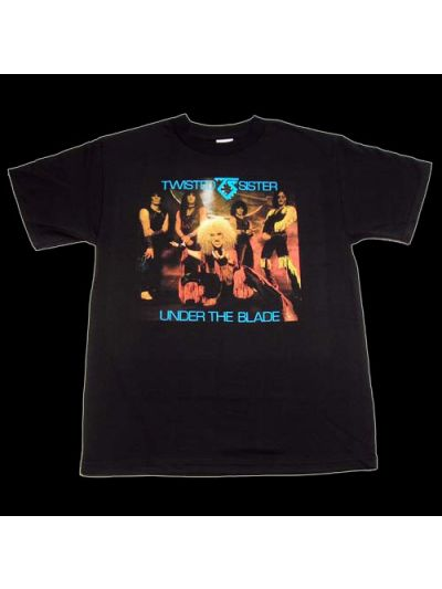 Twisted Sister - Under The Blade T-Shirt