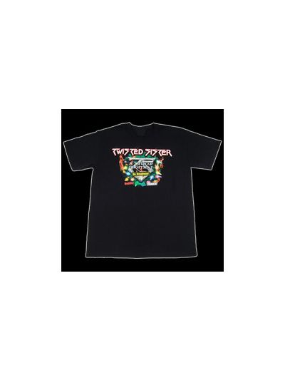 Twisted Sister - 2008 Twisted Christmas Tour T-Shirt