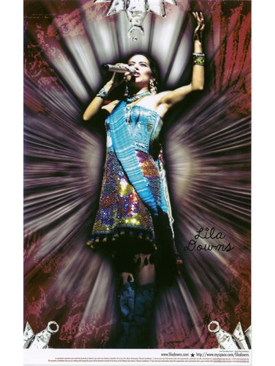 Lila Downs - Vintage Poster