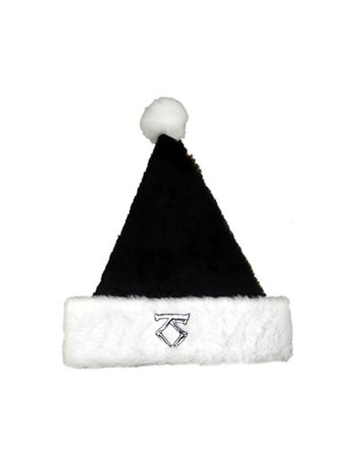 Twisted Sister -Twisted Christmas Santa Hat - White