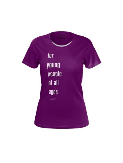 Santana - Young People of All Ages Ladies T-Shirt