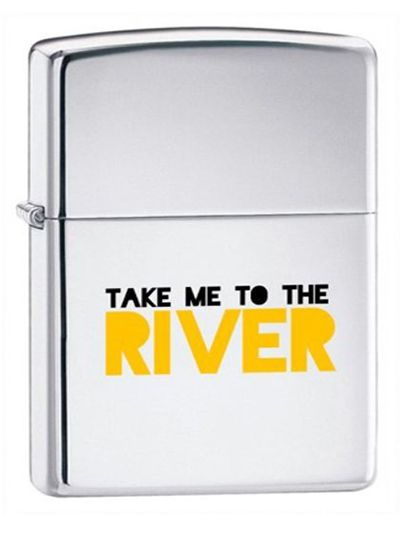 Take Me To The River Zippo