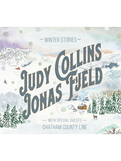 Judy Collins - Winter Stories LP
